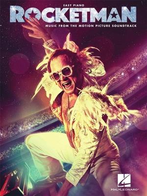 Rocketman Music from the Motion Picture SoundtrackEasy Piano / Elton John / Hal Leonard