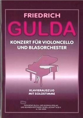 Konzert Für Violoncello und Blasorchester / Friedrich Gulda / Weinberger