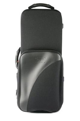 Bam 3025S Housse noir pour clarinette basse