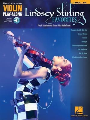 Lindsey Stirling Favorites Violin Play-Along Volume 64 / Lindsey Stirling / Hal Leonard