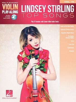 Lindsey Stirling – Top SongsViolin Play-Along Volume 79 / Lindsey Stirling / Hal Leonard
