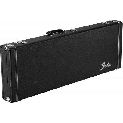 Fender Classic Series Wood Case Strat Tele Black