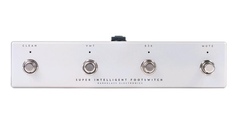 Darkglass Electronics Super Intelligent Footswitch
