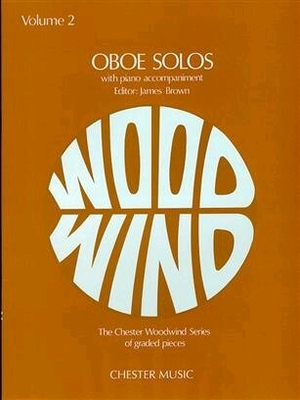 Oboe Solos 2 / James Brown / Chester Music
