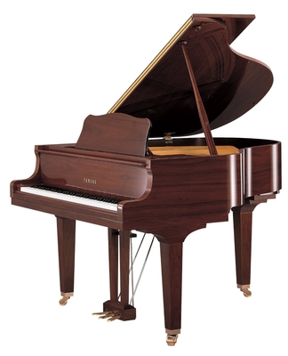 Yamaha Pianos Silent GB1 SC2 PAW Silent Noyer américain poli-brillant 151 cm