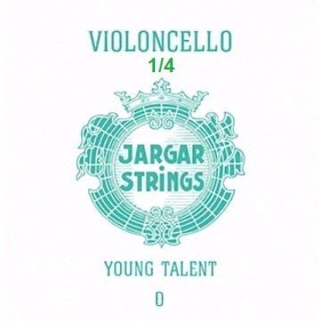 Jargar Violoncelle 1/4 JARGAR YOUNG TALENT 2e RE-D – moyen : photo 1