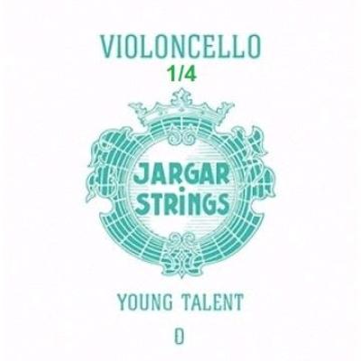 Jargar Violoncelle 1/4 JARGAR YOUNG TALENT 2e RE-D – moyen