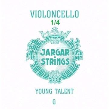 Jargar Violoncelle 1/4 JARGAR YOUNG TALENT 3e SOL-G – moyen : photo 1