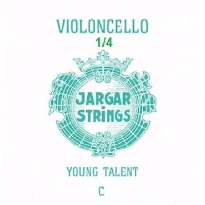 Jargar Violoncelle 1/4 JARGAR YOUNG TALENT 4e DO-C 4e – moyen