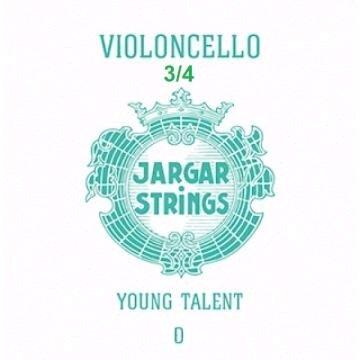 Jargar Violoncelle 3/4 JARGAR YOUNG TALENT 2e RE-D – moyen : photo 1