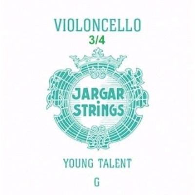 Jargar Violoncelle 3/4 JARGAR YOUNG TALENT 3e SOL-G – moyen