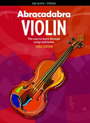 Abracadabra Violin / Peter Davey / Hal Leonard