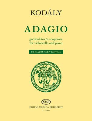 Adagio for Violoncello and Piano / Zoltn Kodly / EMB Editions Musica Budapest