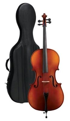 Gewa Set Violoncelle 4/4 Europe Cellogarnitur Europa 4/4 Cellogarnituren / E-Celli
