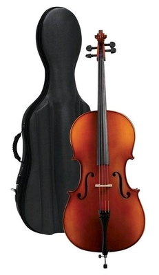 Gewa Set Violoncelle 1/2 Europe Cellogarnitur Europa 1/2 Cellogarnituren / E-Celli