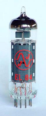 JJ Electronic EL84 / 6BQ5 MATCHED PAIR
