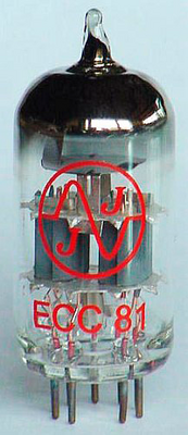 JJ Electronic ECC81 / 12AT7
