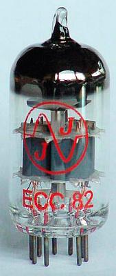 JJ Electronic ECC82 / 12AU7