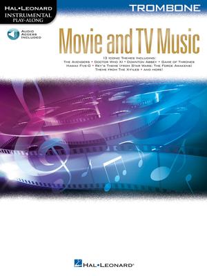 Hal Leonard Instrumental Play-Along / Movie and TV Music – TromboneInstrumental Play-Along /  / Hal Leonard