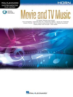 Hal Leonard Instrumental Play-Along / Movie and TV Music – Horn Instrumental Play-Along /  / Hal Leonard