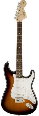 Squier Affinity Series Stratocaster Laurel Fingerboard Brown Sunburst