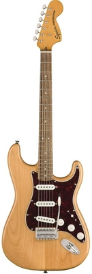 Squier Classic Vibe '70s Stratocaster Laurel Fingerboard Natural