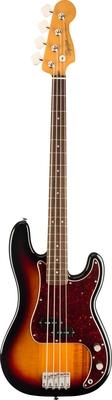 Squier Classic Vibe '60s Precision Bass Laurel Fingerboard 3-Color Sunburst