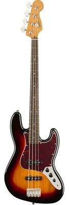 Squier Classic Vibe '60s Jazz Bass Laurel Fingerboard 3-Color Sunburst