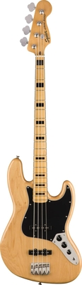 Squier Classic Vibe Jazz Bass '70s Maple Fingerboard Natural