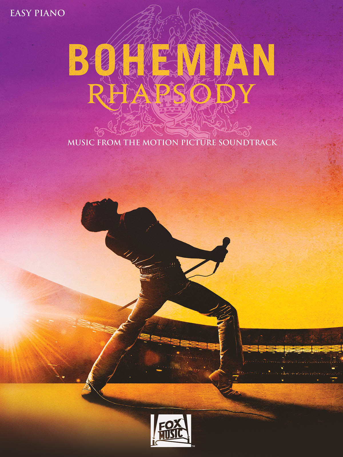 Easy Piano Songbook / Bohemian Rhapsody Music from the Motion Picture Soundtrack Piano facile / Queen / Hal Leonard : photo 1