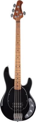 Music Man StingRay Special H Black Maple Fingerboard