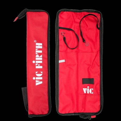 Vic Firth VIC FIRTH Housse pour baguettes Essential Stick Bag rouge ESBRED