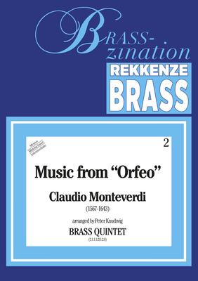 Music From Orfeo  Claudio Monteverdi / Claudio Monteverdi / BIM