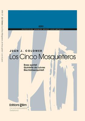 Los Cinco Mosqueteros  Juan J. Colomer / Juan J. Colomer / BIM