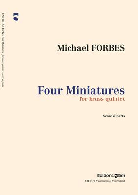 4 Miniatures  Michael Forbes / Michael Forbes / BIM