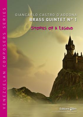 Brass Quintet N 1  D'addona Giancarlo Castro / D'addona Giancarlo Castro / BIM