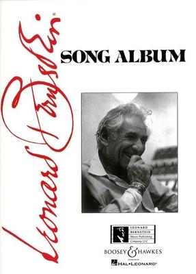 Song Album  Leonard BernsteinMedium Voice and Piano / Leonard Bernstein / Boosey and Hawkes