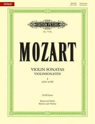 Sonaten 1 (Eisen)  Wolfgang Amadeus Mozart / Wolfgang Amadeus Mozart / Peters