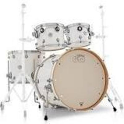 DW Design Shell Pack 10» 12» 16» 22» White Gloss