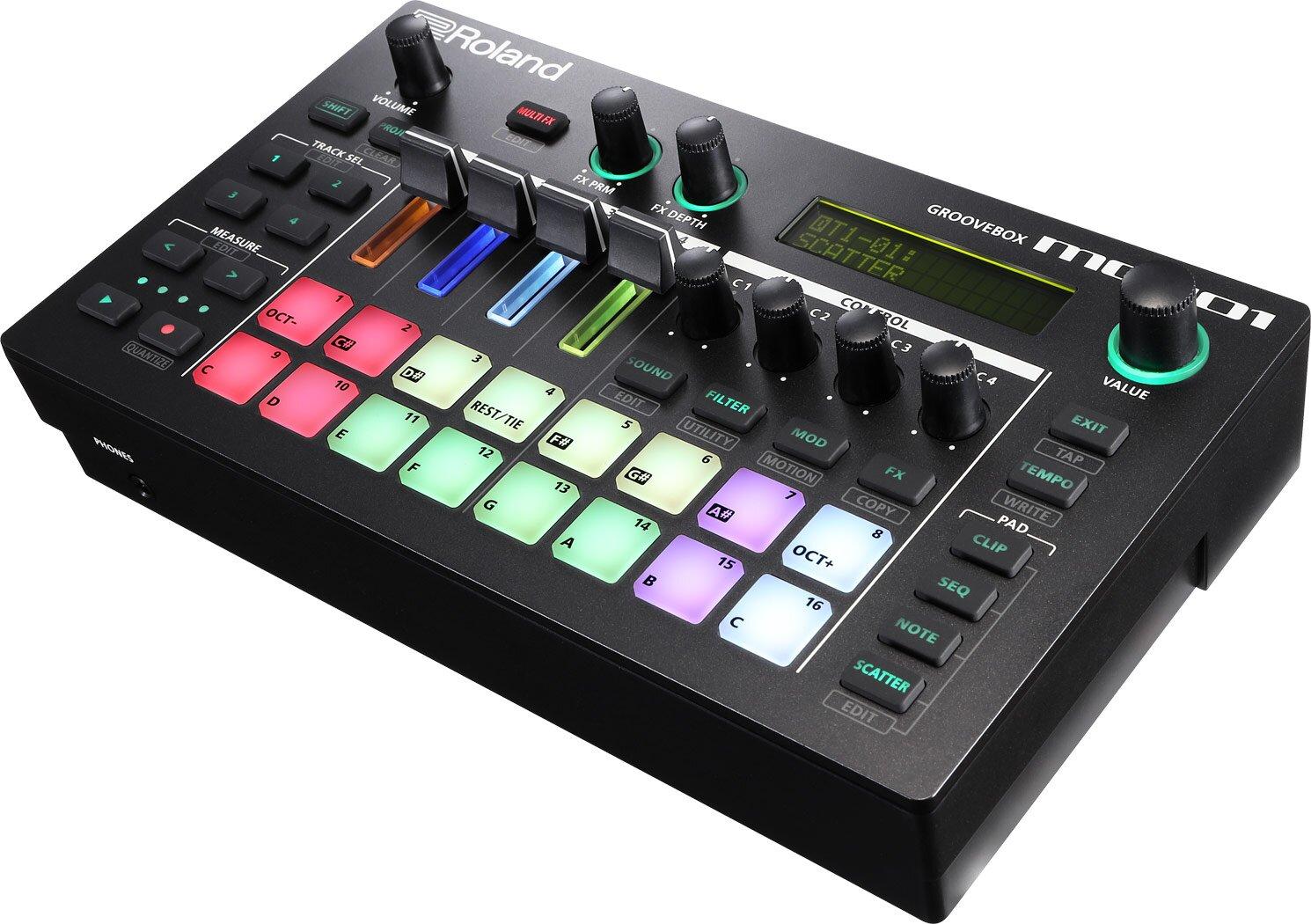 Roland MC-101 Groovebox : photo 2