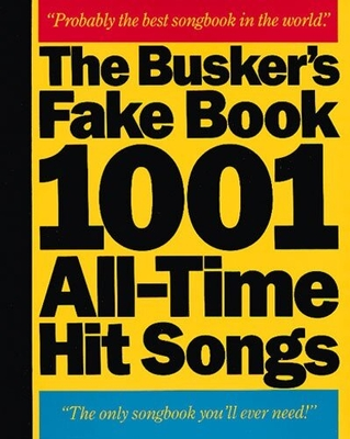 Buskers Fake Book All Time Hit /  / Music Sales