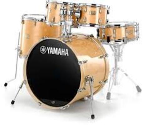 Yamaha Percussions SBP0F5NW Stage Custom Birch + Hardware