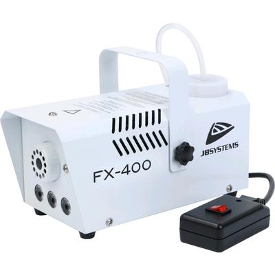 JBSYSTEMS FX-400 Machine à fumée
