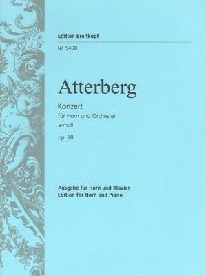 Concert A Op.28   Kurt Atterberg / Kurt Atterberg / Breitkopf
