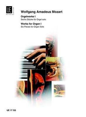 Orgelwerke 1 (Kv399 401 443 154  Wolfgang Amadeus Mozart / Wolfgang Amadeus Mozart / Universal Edition