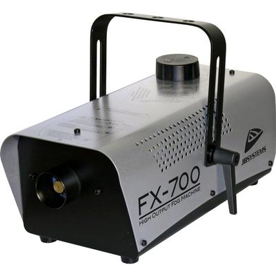 JBSYSTEMS FX-700 – Fog Machine à fumée 700 Watt, incl. on/off remote