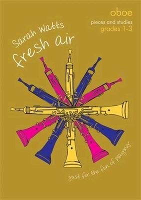 Fresh Air – Oboe / Sarah Watts / Mayhew Kevin