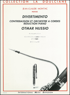 Divertimento  Otmar Nussio / Otmar Nussio / International Music Diffusion
