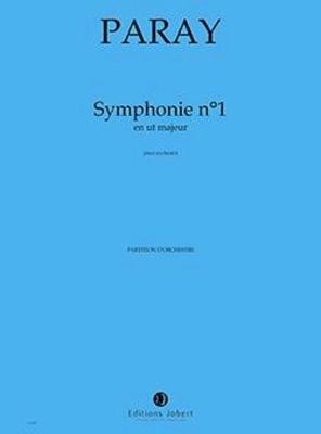 Symphonie n1 en Ut / Paul Paray / Jobert