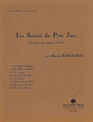 Les soirées du petit Juas / Manuel Rosenthal / Jobert